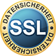 SSL-Verschlüsselung im gesamten Shop - für eine hohe Sicherheit Ihrer Daten!